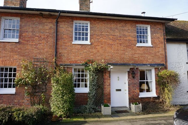 Thumbnail Terraced house for sale in Hurstbourne Tarrant, Andover, Hampshire