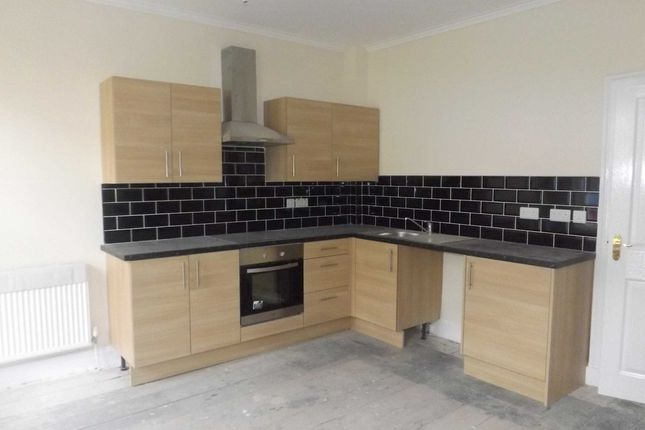 Thumbnail Flat to rent in Stanley Street, Holyhead