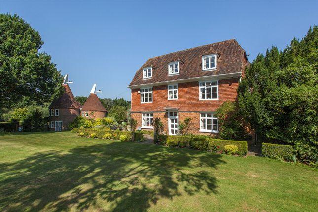 10 bed detached house for sale in Mote Road, Shipbourne, Tonbridge, Kent TN11