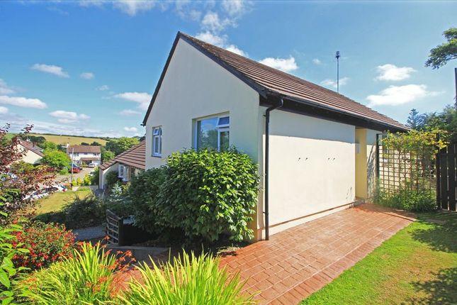 Thumbnail Detached bungalow for sale in Elerkey Close, Veryan, Truro