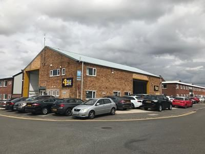 Thumbnail Light industrial to let in 13 Newton Road, Hinckley, Leicestershire