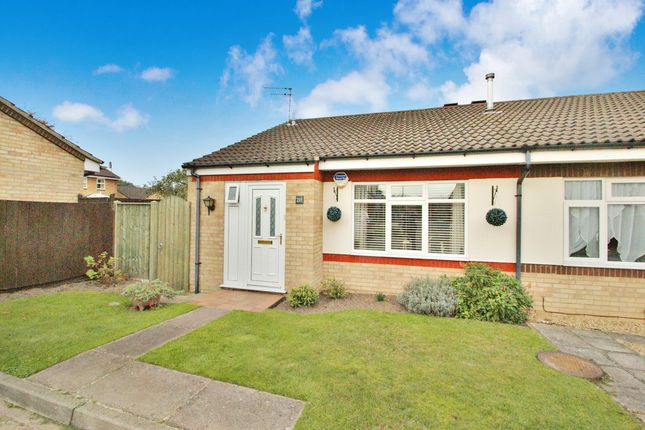 Thumbnail Semi-detached bungalow for sale in Arthurton Road, Spixworth, Norwich