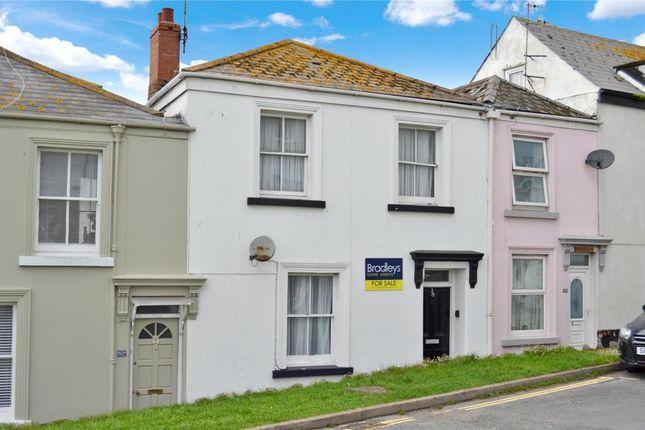 Thumbnail Terraced house for sale in Parson Street, Teignmouth, Devon