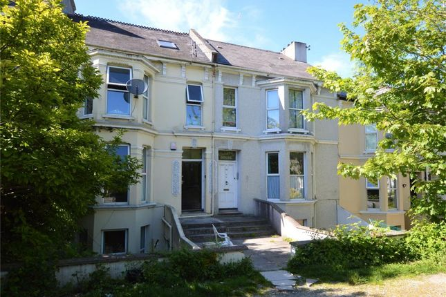 Thumbnail Flat for sale in Alexandra Road, Mutley, Plymouth, Devon