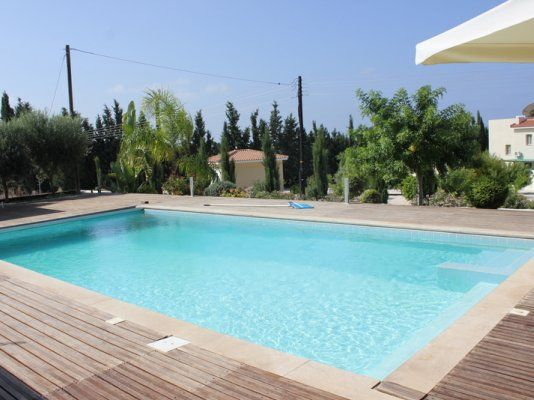 Thumbnail Detached house for sale in Chloraka, Chlorakas, Paphos, Cyprus