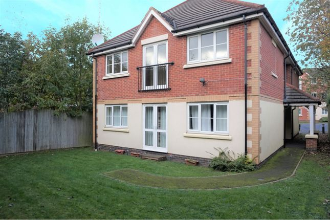 1 bed flat for sale in Asbury Court, Birmingham B43