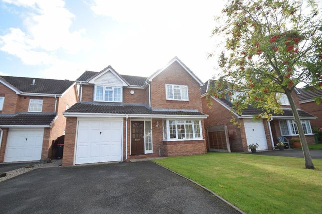 Thumbnail Detached house to rent in Roe Deer Green, Newport