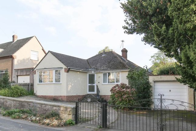 Thumbnail Detached bungalow for sale in Albert Road, Clevedon