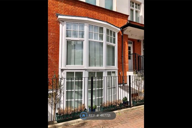 Thumbnail Flat to rent in West Hill, London