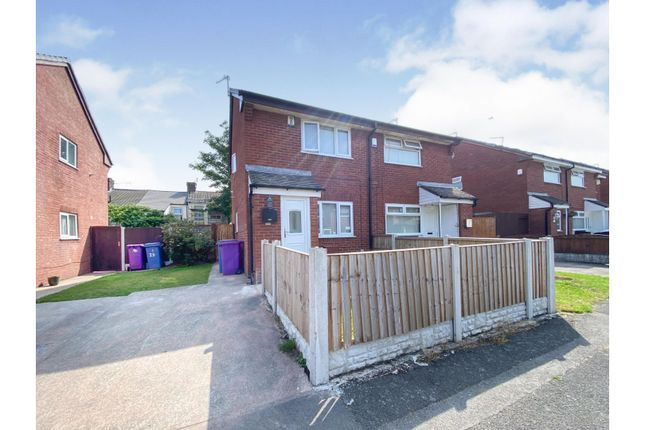 Thumbnail Semi-detached house for sale in New Road, Liverpool