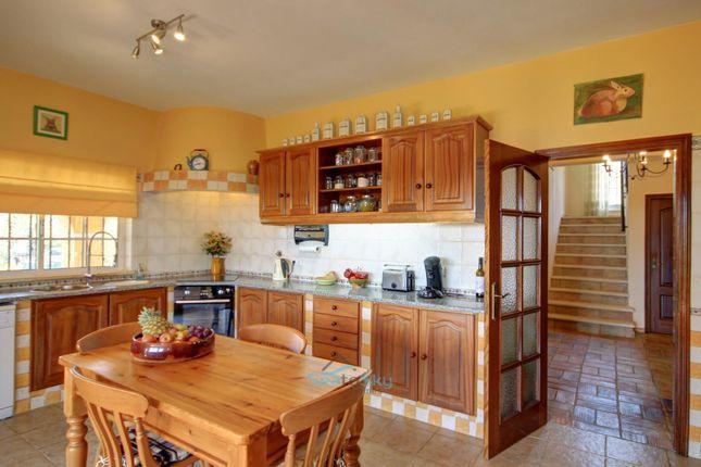 Kitchen of Silves, Algarve, Portugal