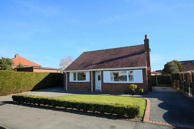 Thumbnail Detached bungalow for sale in Manor Avenue, Penwortham, Preston