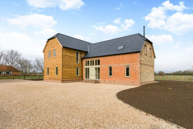 Thumbnail Barn conversion to rent in Park Lane, Stanford In The Vale, Faringdon