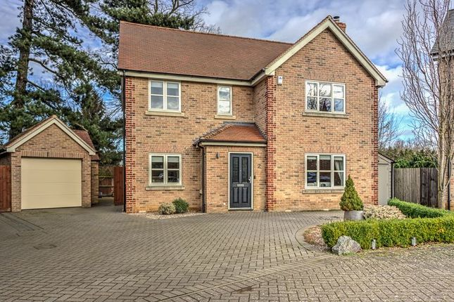 Thumbnail Detached house for sale in The Firs, Wilburton, Ely