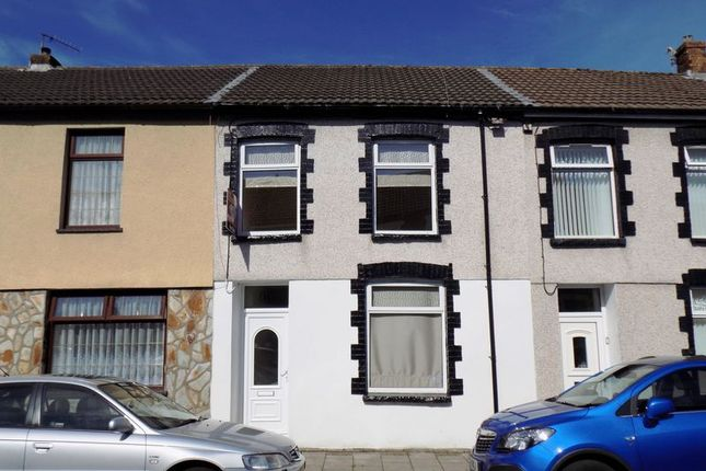 Thumbnail Terraced house for sale in Bank Street, Penygraig, Tonypandy