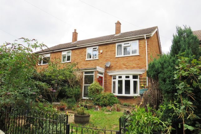 Thumbnail Semi-detached house for sale in Crow Lane, Husborne Crawley, Bedford