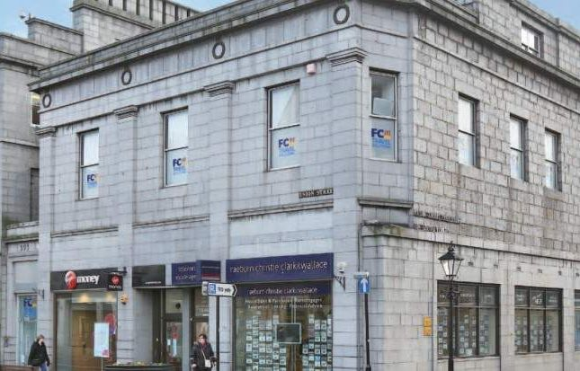 Thumbnail Office to let in Union Street, Aberdeen