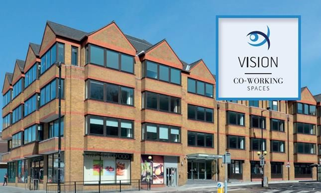 Office to let in Vision, Saxon House, Duke Street, Chelmsford, Essex