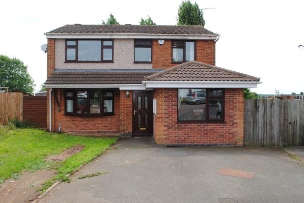 Thumbnail Property To Rent In Walnut Close Nuneaton