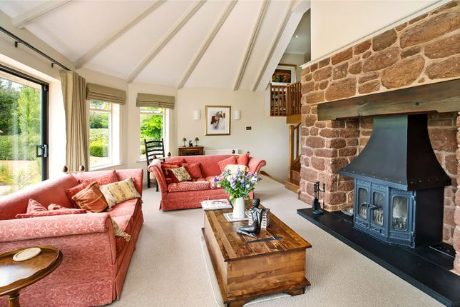 Living Room of Kenn, Exeter, Devon EX6