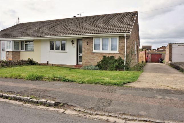 Thumbnail Semi-detached bungalow for sale in Shillbrook Avenue, Carterton