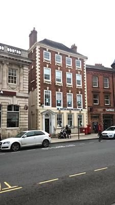 Office to let in Second & Third Floor Offices, 2 The Cross, Worcester