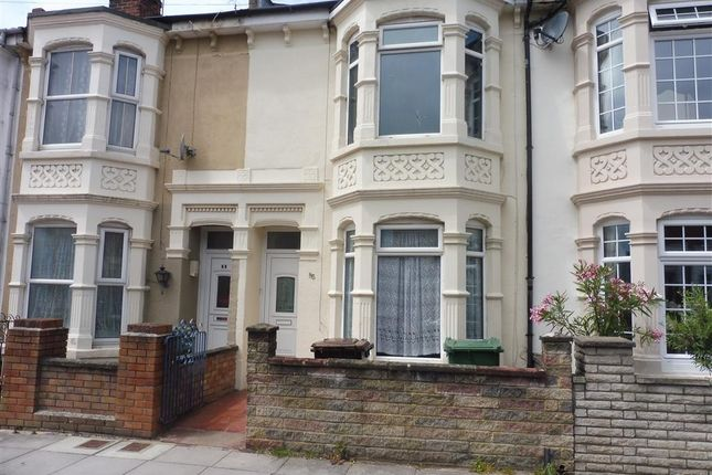 Thumbnail Property to rent in Farlington Road, Portsmouth