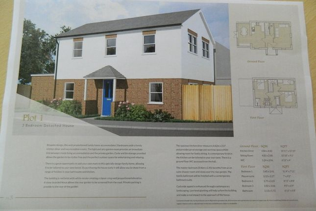Thumbnail Detached house for sale in Patricia Close, Cippenham, Berkshire
