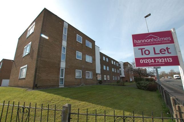 Thumbnail Flat to rent in Highbank, Bolton Road, Manchester