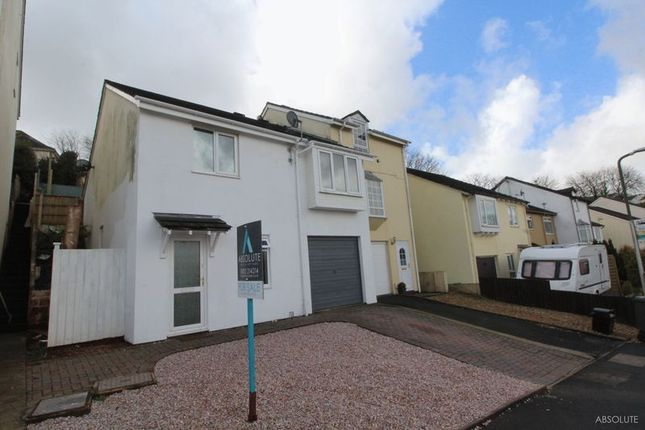 Thumbnail Semi-detached house for sale in Exe Hill, Torquay