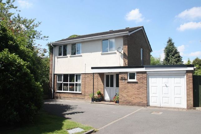 Thumbnail Detached house to rent in Bradgate Drive, Coalville