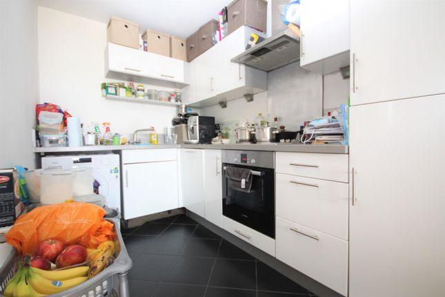 Kitchen of Maxim Tower, Mercury Gardens, Romford RM1