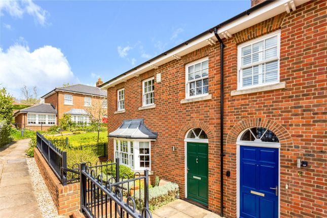 Thumbnail End terrace house for sale in Clarendon Court, Marlborough, Wiltshire