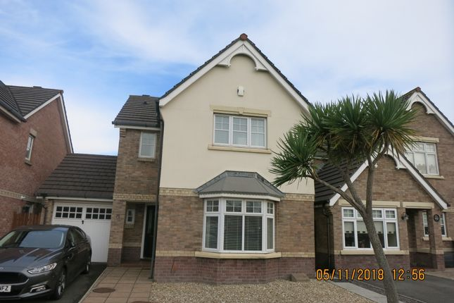 Thumbnail Detached house to rent in Cloisters Walk, Port Talbot