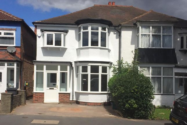Thumbnail Terraced house to rent in Jockey Road, Sutton Coldfield