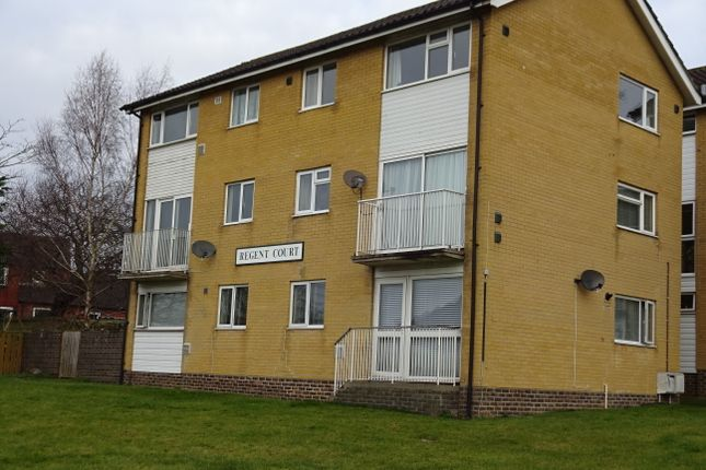 Thumbnail Flat to rent in Illustrious Crescent, Ilchester, Yeovil