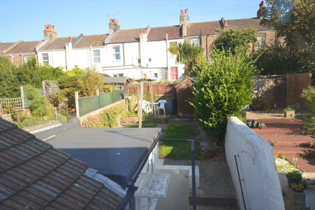 Garden of Dewe Road, Brighton BN2