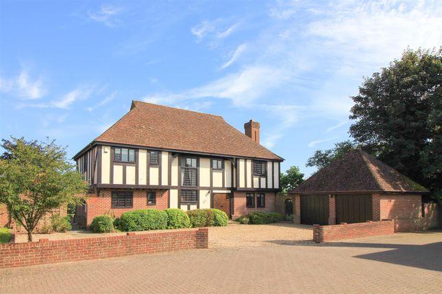 Thumbnail Detached house for sale in Hadlow Road East, Tonbridge