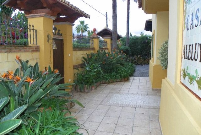 Entrance of Spain, Málaga, Marbella, El Rosario