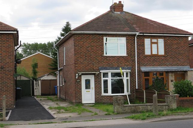Thumbnail Semi-detached house for sale in Stenson Road, Derby