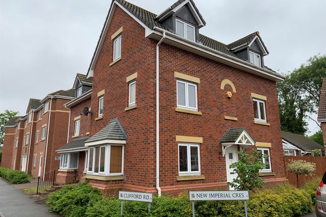 Thumbnail Semi-detached house for sale in New Imperial Crescent, Tyseley, Birmingham