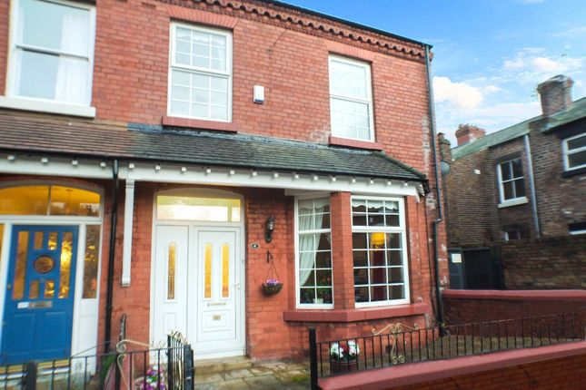 Thumbnail Semi-detached house for sale in Grove Street, Wavertree