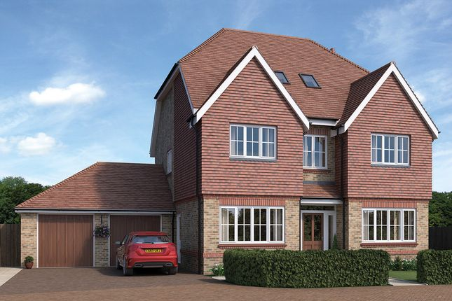 "Thumbnail Property for sale in ""The Heartwood"" at Renfields, Haywards Heath"