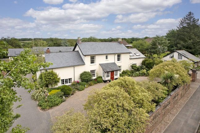 Thumbnail Detached house for sale in Village Way, Aylesbeare, Exeter