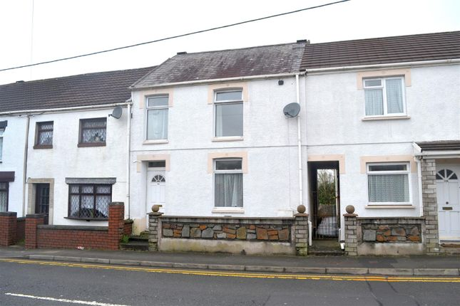 2 bed terraced house for sale in Mill Street, Gowerton, Swansea