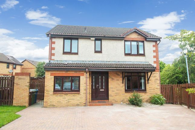Thumbnail Detached house for sale in Barony Court, Baillieston