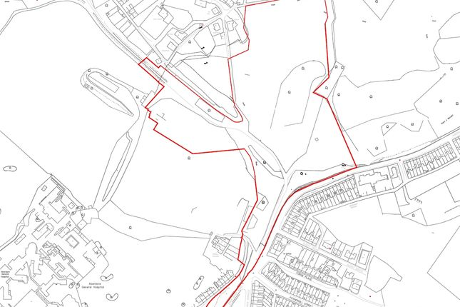 Thumbnail Land for sale in Land At Moss Place, Abernant, Aberdare