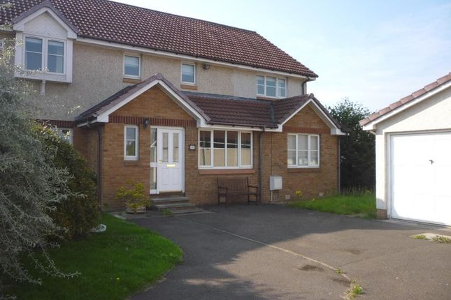 Thumbnail Detached house to rent in Grange Park, Dunfermline
