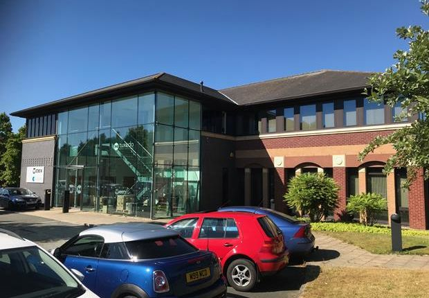 Thumbnail Office to let in First Floor Winster House, Lakeside, Chester Business Park, Chester