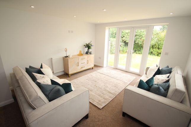 Thumbnail Semi-detached bungalow for sale in Sandringham Road, Maidenhead